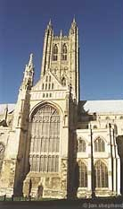 the canterbury cathedral essay