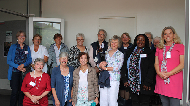 Hobson House Reunion Attendees