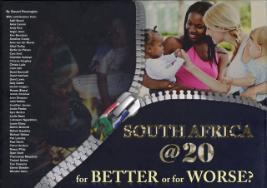 South Africa @ 20 for better or for worse 2014