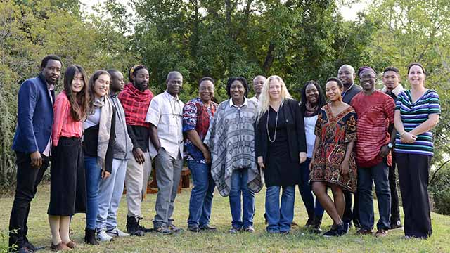 Arts of Africa and Global Souths research team