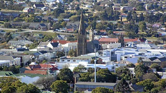 Grahamstown. Picture: WIKIMEDIA