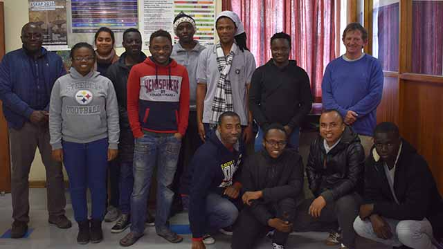 Rhodes University role players help launch world's biggest and most powerful radio telescope