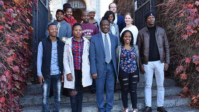 Rhodes University's supplementary school venture ends on a high note