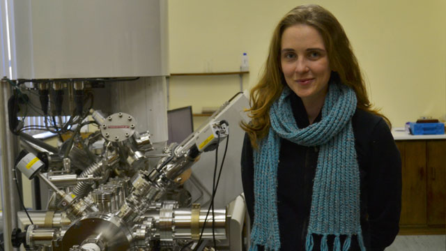 Jessica Harris wins 2016 women in science award