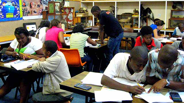 Rhodes unearthing Grahamstown's young Mathematicians