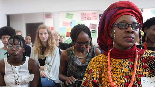 Afems 2018: A single language for feminism