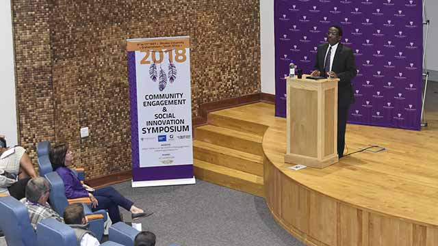 Twenty-three universities gather for annual symposium