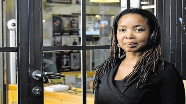 PICTURED: Professor Pumla Gqola, Author and Associate Professor of African literary and gender studi