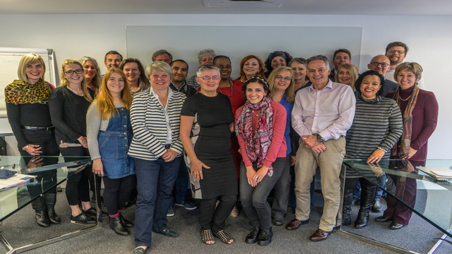 Common Good First consortium meets at Glasgow Calledonian Univerity