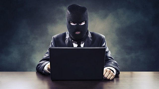 Dramatic representation of a hacker, courtesy of CSO online