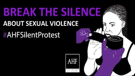 Subverting the Silence - 10 Years of Silent Protests against Rape