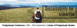 Sustainability for Tomorrow Abstracts
