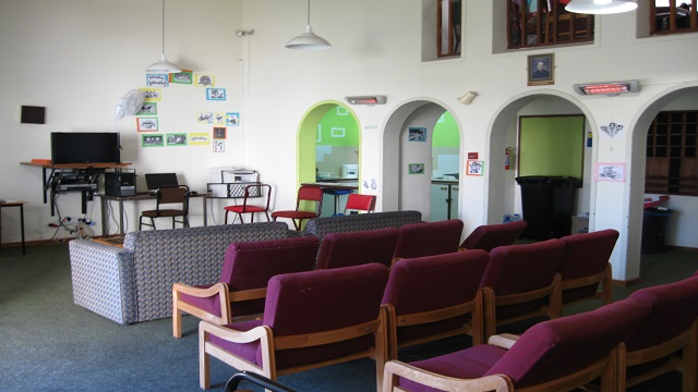 AG Facilities - common room