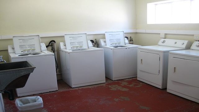 Celeste Facilities - Laundry Room