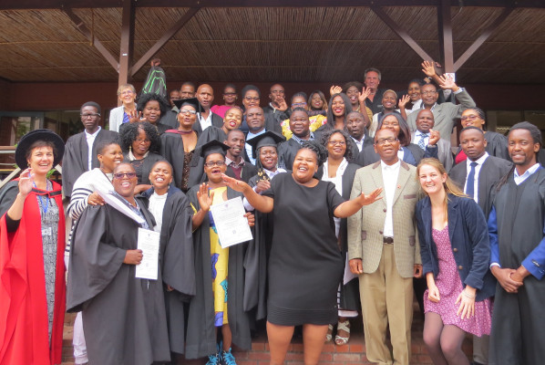 Amanzi for Food Trainer of Trainers Graduates