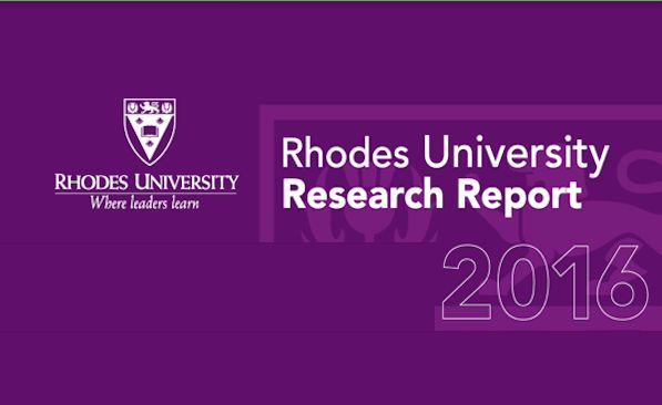 ELRC shines in Rhodes University research report!