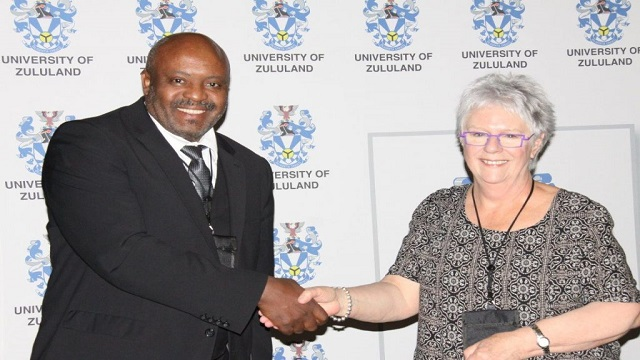 Professor Sandile Songca, Deputy Vice-Chancellor: Teaching and Learning at the University of Zululan