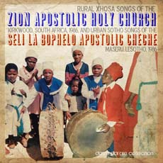 Zionist Church Songs from Kirkwood and Maseru