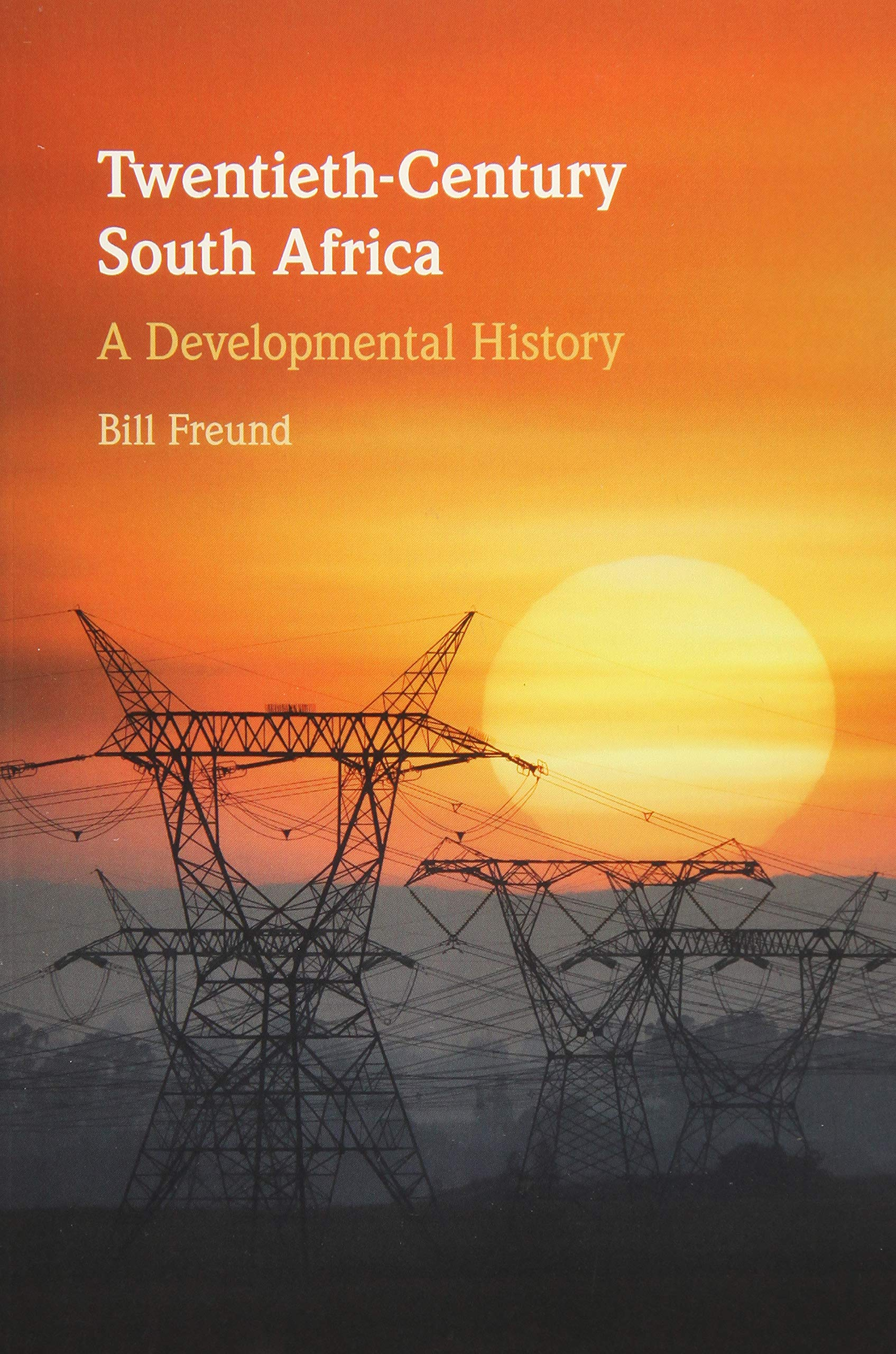 Twentieth-Century South Africa