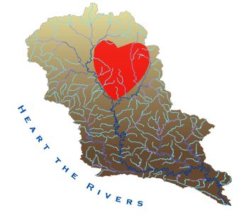 Heart the Rivers logo