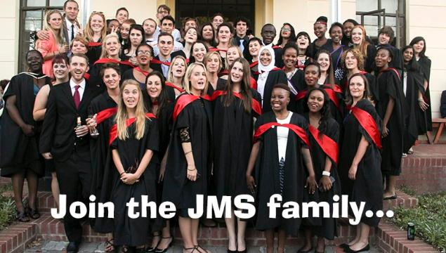 Join the JMS family today!