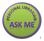 Personal Librarian Badge