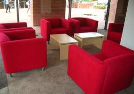 PG Commons comfortable seating