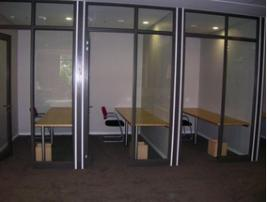 PG Commons study booths