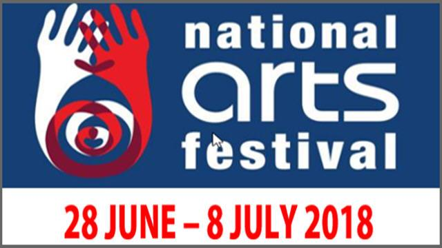 The National Arts Festival 2018