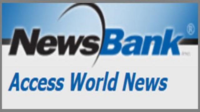 NewsBank: Access World News