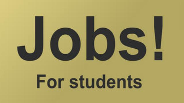 Student Assistants Jobs