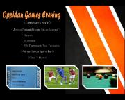 Games Evening