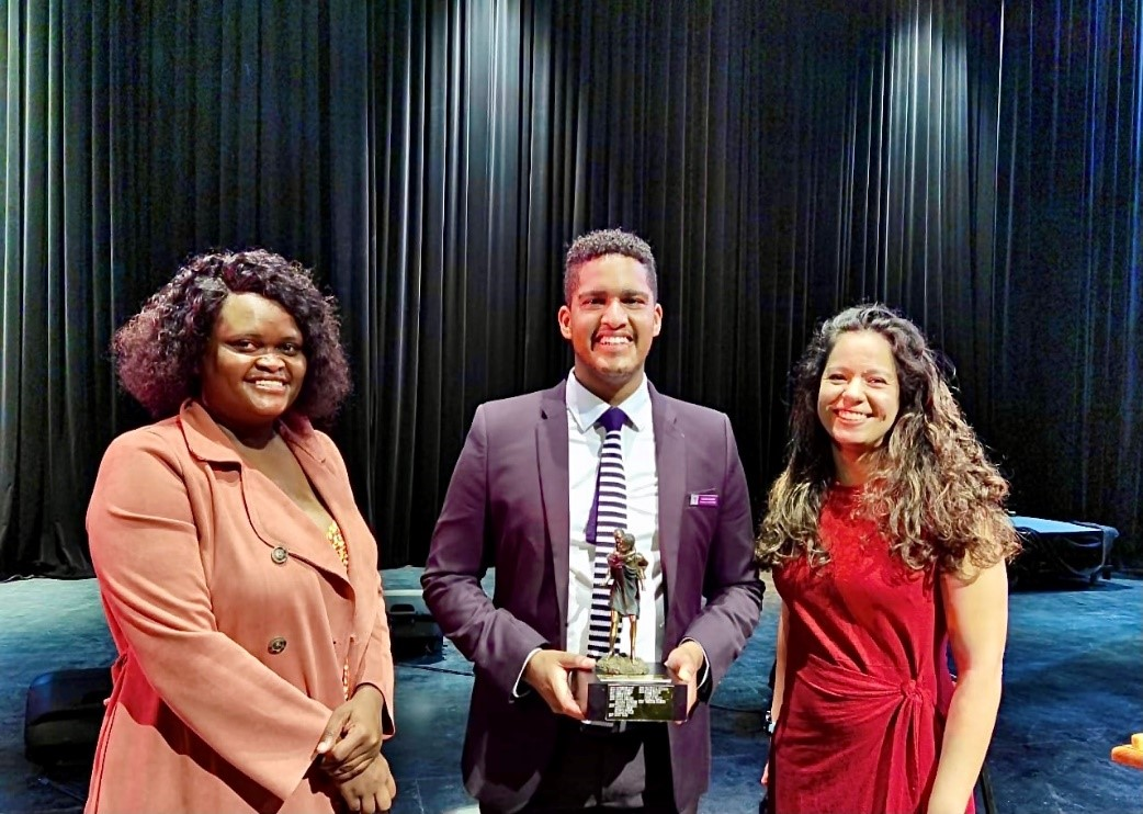 Rhodes University 2020 Community Engagement Student Researcher of the Year Award