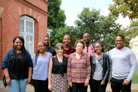 Nelson Mandela Visiting Professor of International Relations