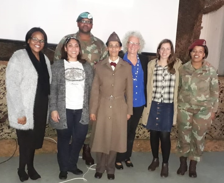 Psychology Community Outreach at SANDF