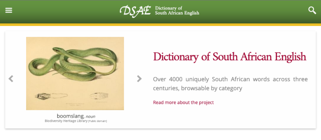DSAE Home page