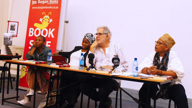 Barry Gilder's The List launched at Rhodes University