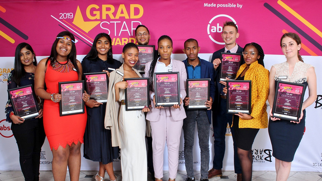 Rhodes University students succeed in GradStar's Top 100