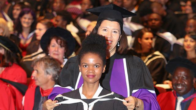 Rhodes University-Where Leaders Learn