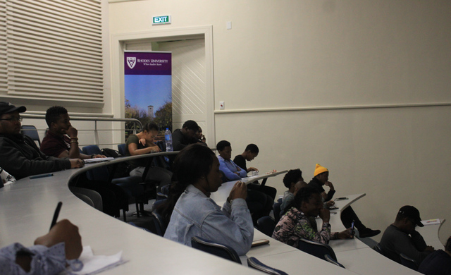 Students attend human rights panel discussion