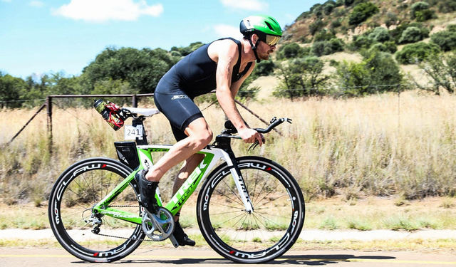 Rhodes University athlete, Jonathan Benjamin, is set to represent South Africa under 30 at the World Triathlon Championships in Canada later this year.