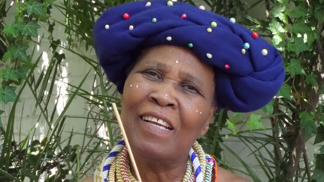 One of South Africa's most celebrated artists, teachers, composersand story-tellers, Madosini Mpahleni to be honoured during this year's graduation ceremony.