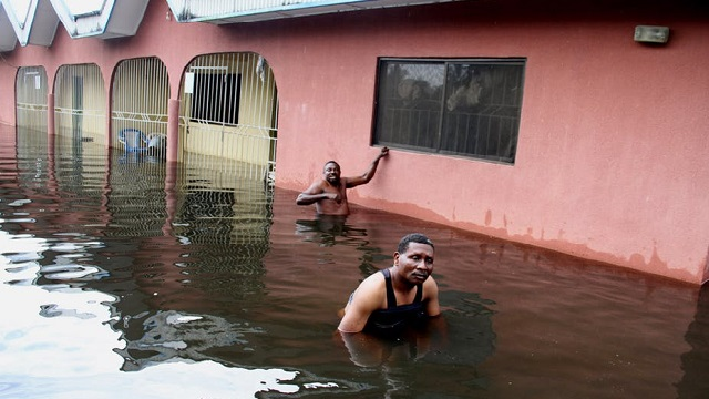 Flooding is an annual reality across Nigeria
