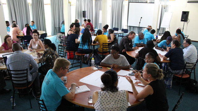 Rhodes University students, academics and administrators work together for environmental sustainability
