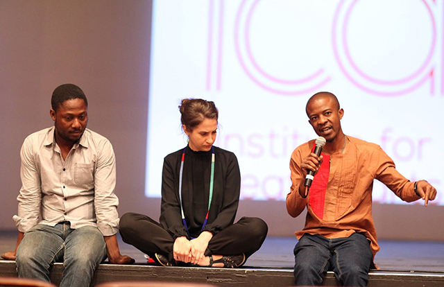 Live Art Network Africa symposium, Institute for Creative Arts, University of Cape Town
