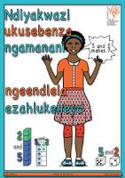 ENF GM poster four-isiXhosa