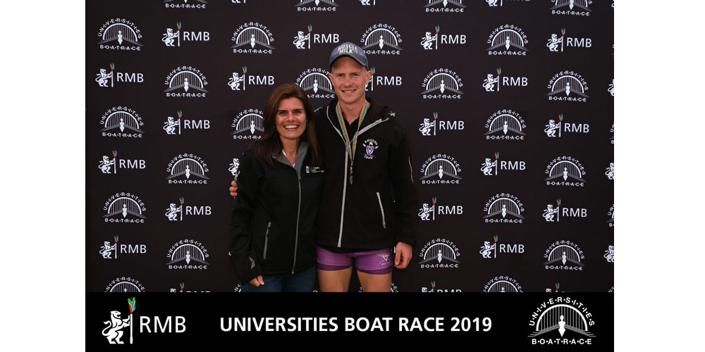Murray Bales-Smith 5km RMB Universities Rowing trial win