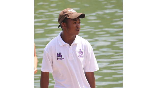Rhodes Rowing chairperson leading by example